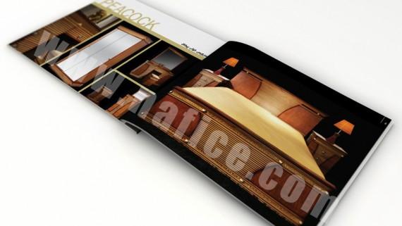 چاپ و طراحی گرافیکی کاتالوگ شرکت آریا دیزل اروند -  -