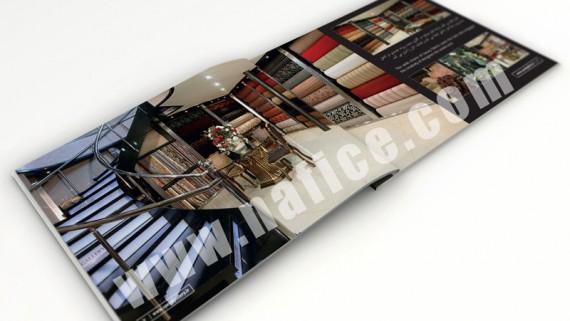طراحی و چاپ مجله تبلیغاتی بازار مبل ایران -  -