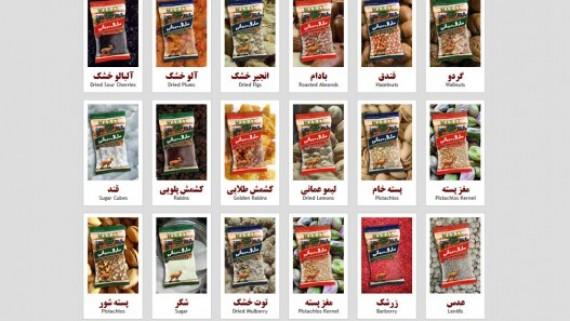 وب سایت شرکت فرامهان -  -