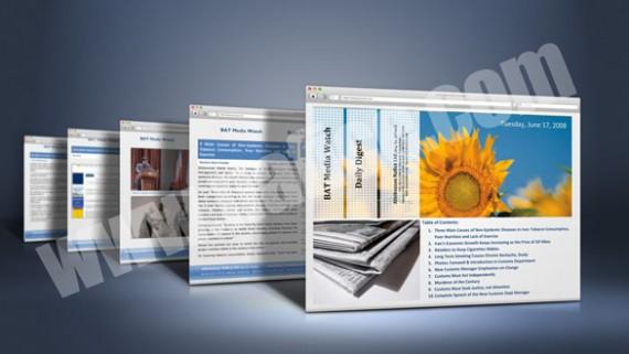 تقویم رومیزی پست بینالمللی PDE -  -