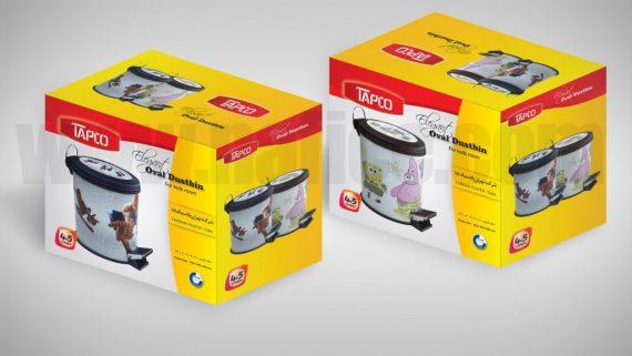 چاپ و طراحی جعبه لمینیتی یخدان شرکت کیش ترموس -  -