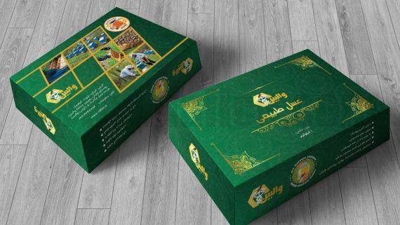 چاپ و طراحی جعبه استند محصولات پلاستیکی تاپکو -  -