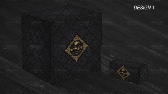 طراحی بسته بندی و چاپ جعبه لمینیتی شرکت تاپکو -  -