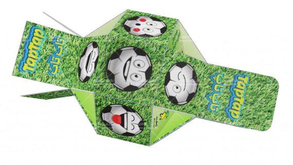 طراحی جعبه مقوایی شرکت هفت الماس -  -