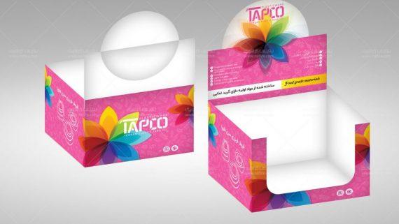طراحی جعبه اسباب بازی فکری -  -