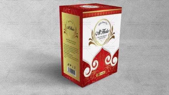 چاپ و طراحی جعبه مقوایی فانتزی خرما -  -