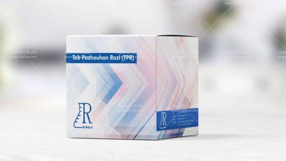 چاپ و طراحی جعبه مقوایی شربت داروسازی شیمی دارو -  -