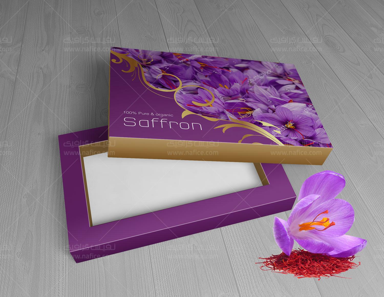 چاپ و طراحی بسته بندی زعفران صادراتی استار( 2 طرح پیشنهادی) -  -