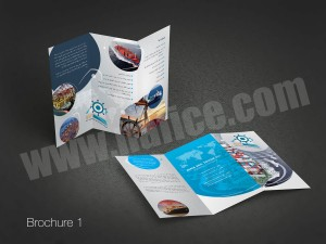 طراحی کاتالوگ و بروشور -  -