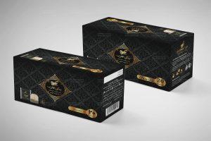 جعبه چای و دمنوش 19
