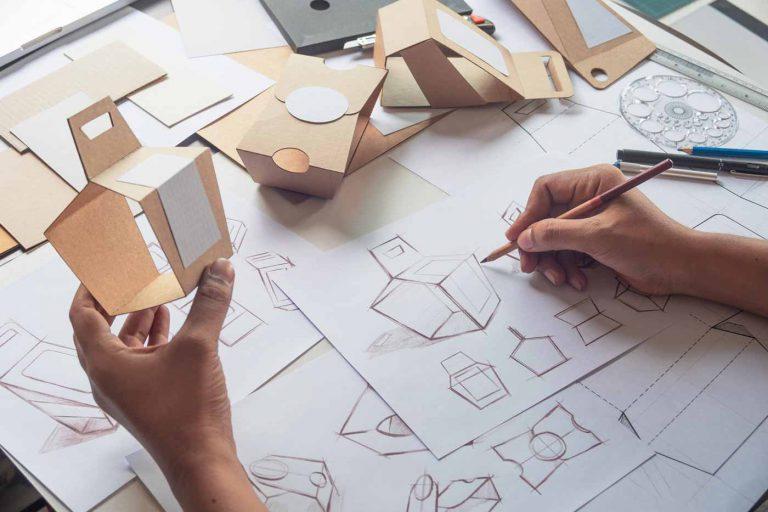 طراحی بستهبندی - -