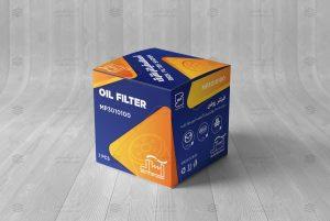 طراحی و چاپ جعبه فیلتر روغن